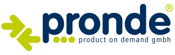 pronde - product on demand gmbh